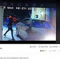 犯人もあきらめた、大絶賛の車窓(画像は『Intelligence Bureau SA 2018年10月4日付Facebook「ATTEMPTED ROBBERY- HIJACKING MORNINGSIDE. JHB..GP. ON WEDNESDAY. KEEP VIGILANT..」』のスクリーンショット)