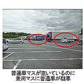 NEXCOが発表した駐車エリアの混雑に対する駐車マス拡充の取り組みについて