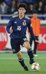 日本代表DF冨安健洋