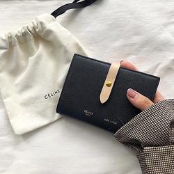 ミニバッグに合わせて持ちたい♡クリスマスプレゼントにもぴったりな、カラー別ミニ財布コレクション