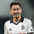 ベジクタシュに期限付きしていた日本代表MF香川真司【写真:Getty Images】
