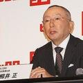 ユニクロを運営するファーストリテイリングの柳井正会長(2012年撮影)