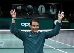 全仏オープンでの偉業、フェデラーとの闘い...ナダル1,000勝への軌跡