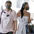 Zeebra2泊3日「不倫リゾート」旅行?相手は黒髪ロングのモデル風美女