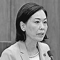 (写真)質問する畑野君枝議員=16日、衆院文科委