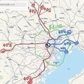 「新宿から40分」東西で格差も