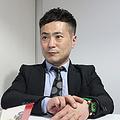 お笑いコンビ・カラテカの入江慎也さん。