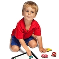 iPadなどの端末を有効活用 子ども向けに開発された「知育玩具」