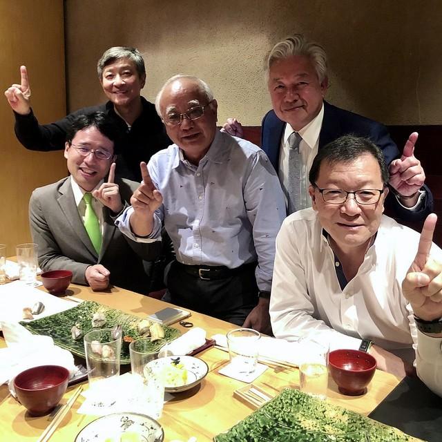 """[画像] 宮古島市長、""""三密""""食事会の写真を投稿し島民から猛抗議 数日前には懇親会クラスターも"""