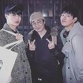 (左から)瀬戸康史さん、安井順平さん、工藤阿須加さん