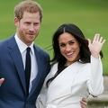 ヘンリー英王子と妻のメーガン妃(2017年11月27日撮影)。(c)Daniel LEAL-OLIVAS / AFP