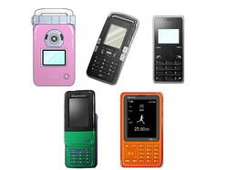 小さい携帯電話が好き! 本当に電話やメールができたの? 忘れられない「ミニミニケータイ」たち
