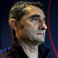 バルセロナがバルベルデ監督の解任を正式に発表 後任はセティエン氏
