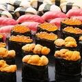 高級寿司の食べ放題 7日間限定