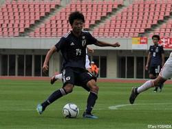 U-16日本代表がアジア予選を突破すれば、FW若月大和らにも世界で戦うチャンス
