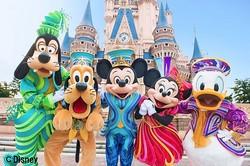 ミッキーマウスとディズニーの仲間たちが「Mステ」に集結!