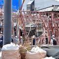 福島県郡山市で爆発事故