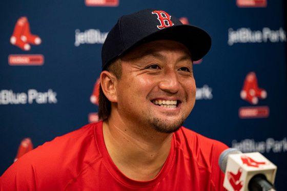 【MLB】澤村拓一、上原氏の背番号「19」継承を喜ぶ「尊敬する方。光栄です」