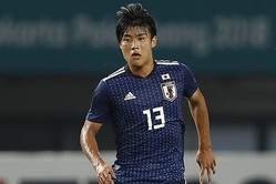 岩崎悠人が2得点! U−21日本代表、サウジに競り勝ち2大会ぶりのベスト4進出