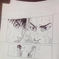 見取り図・リリーの「スラムダンク」模写にスタジオどよめき「すごっ!」