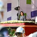 香港デモで支持率V字回復 中国との対決姿勢を鮮明にした台湾総統