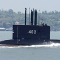 53人が乗った潜水艦がバリ島沖で行方不明 停電で制御不能か
