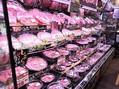 食肉売り場