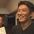 無事に合流し、笑顔を見せるはいだしょうこ、山西惇、タカ、トシ、反町隆史(写真左から)/(C)テレビ朝日