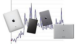 初代iPad発売から10年、タブレット端末市場を振り返る