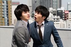 「おっさんずラブ」第2話で田中圭と林遣都が副音声でドラマを盛り上げる!/(C)テレビ朝日