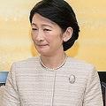 11月22日に行われた会見では、眞子さまに話が及ぶと、紀子さまが表情を曇らせる場面が