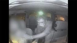 【独自】女性タクシー運転手の恐怖 強盗 トランクに入れられ...