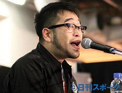 槇原敬之容疑者(2007年12月15日撮影)