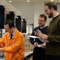 今年、大阪進出を予定するスウェーデン発のベンチャー企業「アプローチスタジオス」は大阪企業の持つ技術に関心を示す