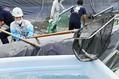 下水処理水でアユ養殖、香りや味の評判上々…山形・鶴岡市の浄化センター