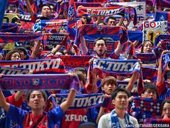 FC東京、ユニフォーム胸部分に「You'll Never Walk Alone」を掲出へ