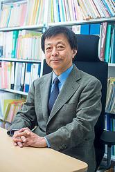 コロナに対する5-ALAの研究の指揮をとる長崎大学熱帯医学・グローバルヘルス研究科の北潔教授