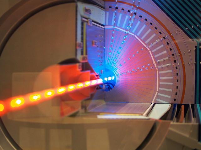 [画像] 宇宙誕生の謎を紐解くSuperKEKB加速器が、この春、いよいよ実験開始