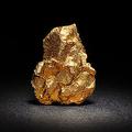 散歩中の豪親子が手のひらサイズの金塊を発見 日本円で約265万円