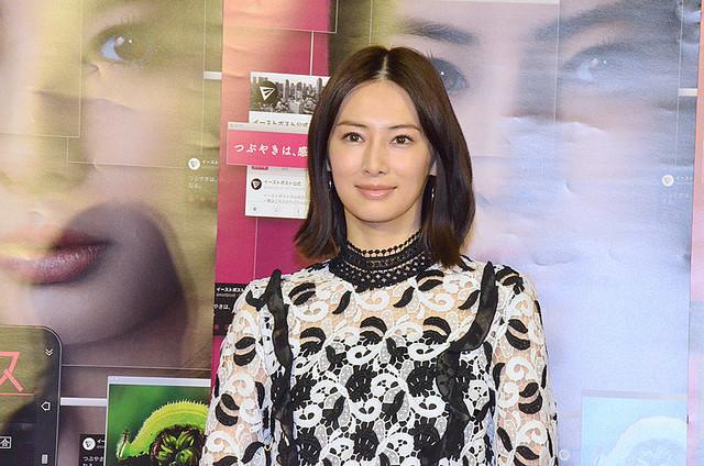 [画像] 北川景子、「メディアには必ず偏り」記者役通して日頃の感覚世の中に