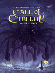 Call of Cthulhu is copyright (C)1981, 2015, 2019 by Chaosium Inc. ; all right reserved. Call of Cthulhu is a registered trademark of Chaosium,Inc. PUBLISHED BY KADOKAWA CORPORATION (C)Arclight Inc.