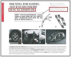 誇大広告の韓国トヨタに追徴金 補強材未装着も「米で最高安全評価」