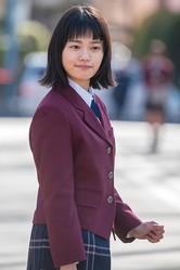 江戸川音(えどがわおと)役の杉咲花/撮影=龍田浩之