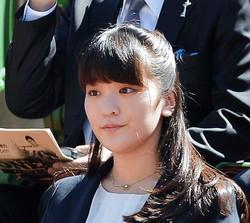 秋篠宮眞子さま(2015年撮影)