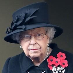 1月19日、メーガン妃の不義理にエリザベス女王は初めて公の場で怒りをあらわにした(写真/AFP=時事)