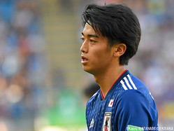5月にU-20ワールドカップを経験したFW西川潤