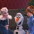 少し大人になったアナとエルサのドレス  - (C)2017 Disney / Pixar. All Rights Reserved.