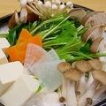 代々伝わる「湯豆腐ちゃんこ」
