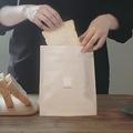 「食パン専用」の冷凍保存袋