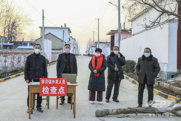 [画像] コロナ検問所で2人刺殺の男、死刑執行 中国